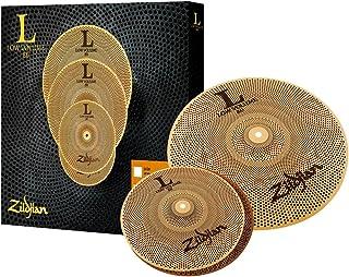 Zildjian L80 Low Volume Cymbal Pack – LV38