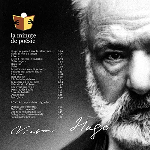 Poèmes Choisis Victor Hugo By Michael Mansour On Amazon