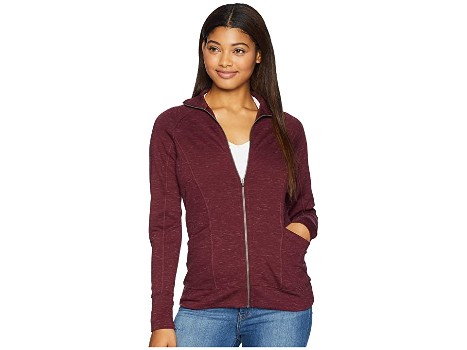 Royal Robbins Geneva Point Jacket (Beet Heather) Women