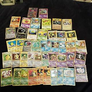 ポケモンカード カードゲーム 旧裏面 プロモ 大量 まとめ ひかる ひかるミュウ 古代ミュウ キラ ミュウツー