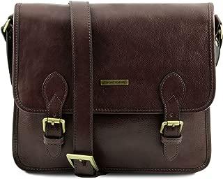 Tuscany Leather - TL Postman - Leather messenger bag - TL141288