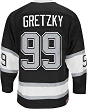 CCM Wayne Gretzky Los Angeles Kings Heroes of Hockey Authentic Throwback Jersey