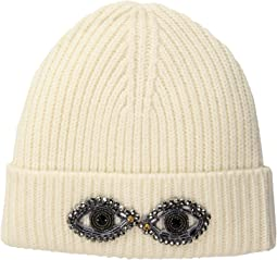BCBGMAXAZRIA - Eye See You Beanie