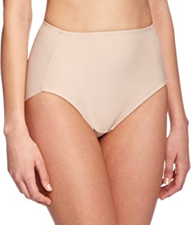 Naomi and Nicole 730 Women's Nude Shapewear Hi-Cut Brief 730