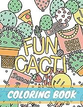 Best adult coloring pages cactus Reviews
