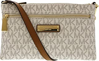 ICHAEL Michael Kors Signature Jet Set Large Wristlet …