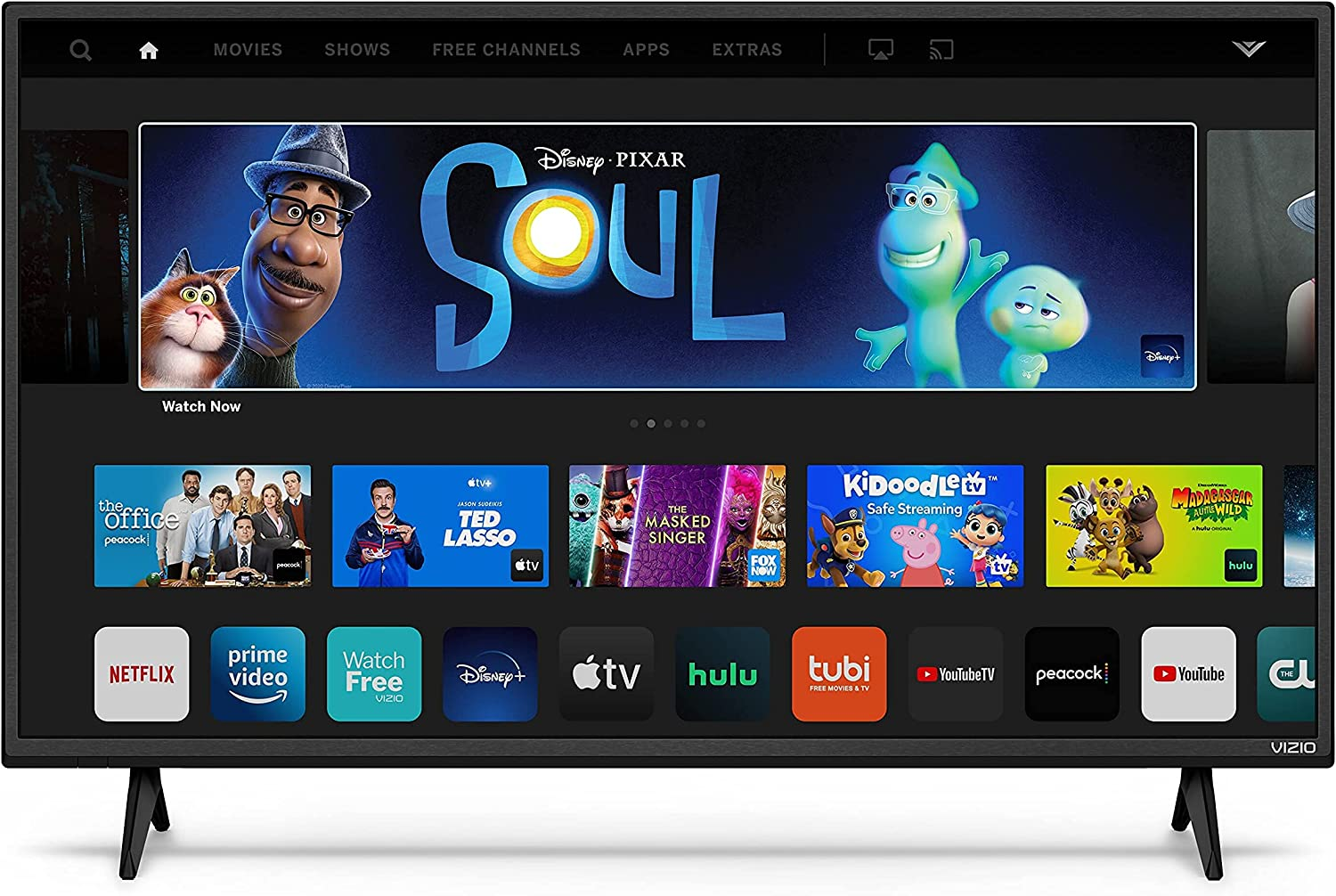 VIZIO 40-inch D-Series Max 41% OFF Full Super special price HD 1080p Apple with Smart AirPlay TV