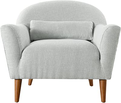 Amazon Com Belleze Modern Contemporary Upholstered Isaiah