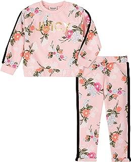 Juicy Couture Girls' 2 Pieces Pants Set