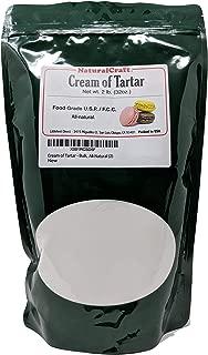 Naturalcraft Cream of Tartar - 2lb - Bulk, Powder, All-Natural