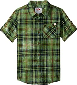 Golf Green Plaid