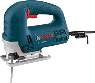 Bosch JS260 120-Volt Top-Handle Jigsaw,Blue,6.0 Amp