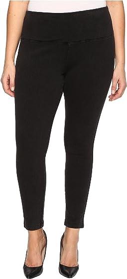 Lysse - Plus Size Denim Leggings