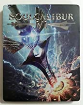 Soulcalibur VI Exclusive Limited Edition Collectors Talking Steelbook With Soundtrack CD (No Game)