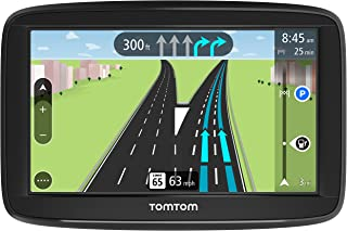 TomTom Via 1625M 6-Inch GPS Navigation Device with Free Lifetime Maps of North America,..