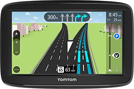 TomTom VIA 1525SE 5-Inch GPS Navigation Device with Free Lifetime Traffic & Maps of