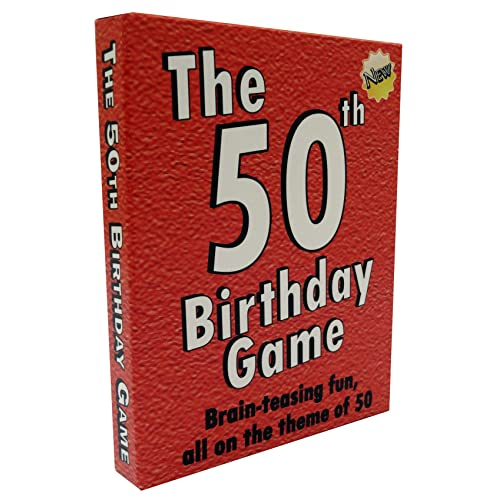 The 50th Birthday Game