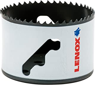 LENOX Tools Bi-Metal Speed Slot Hole Saw with T3 Technology, 3""