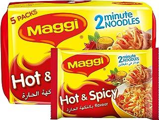 Maggi 2 Minn Hot & Spicy MP, 5 x78 gm, 12446198-1
