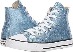 Chuck Taylor® All Star® Glitter - Hi (Little Kid/Big Kid)