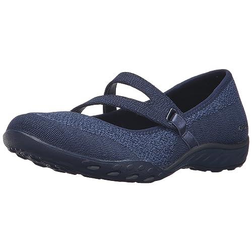Navy Blue Skechers: Amazon.com