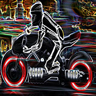 Laser Light Cycle Racer Planet Tron Maze Ad-Free