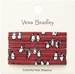 Vera Bradley - Colorful Hair Elastics