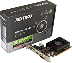 Nextron Nvidia GeForce GT 730/4GB/64-Bit DDR3 PCI Express Graphic Card/64 Bit/D-SUB(VGA)/HDCP support/192 Cuda Core/Direct...
