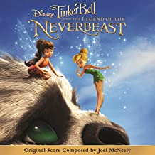 tinkerbell and the legend of the neverbeast soundtrack