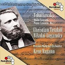 Tchaikovsky: Violin Concerto in D Major / Piano Concerto in B-Flat Minor