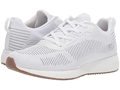BOBS from SKECHERS Bobs Squad Glam LE (White) Women