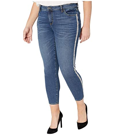 KUT from the Kloth Plus Size Donna Ankle Skinny Leg in Agree (Agree) Women