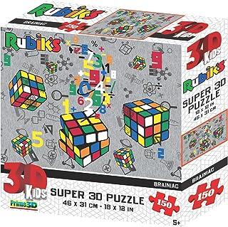 Rubik's Puzzle « Braniac » Super Effet 3D – 150 pièces