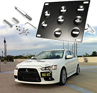 Best mitsubishi lancer license plate bracket Reviews