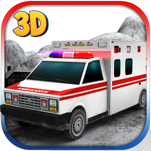 Krankenwagen 911 Rettungssimulator