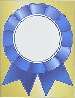 优质纸张! Jumbo Ribbon Punch-Out 证书,21.59x27.94 cm,25 件 (20104046)