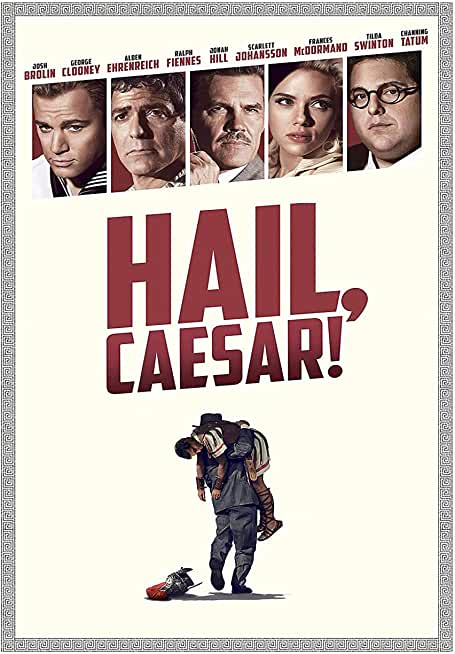 Hail, Caesar!: Screenplay (English Edition)