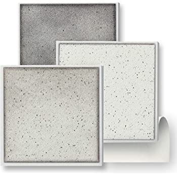 "Matt DIY Tile Stickers Kitchen Bathroom Toilet 100mm x 100mm 4/"" x 4 Inch Gloss"