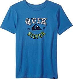 Quiksilver Kids - Patiu Pia Tee (Big Kids)