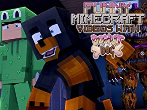 Clip: Funny Minecraft Videos with Donut the Dog