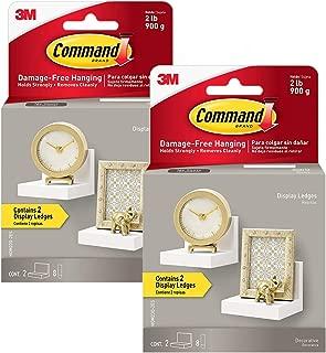 Best command display ledges quartz 2-ledges Reviews