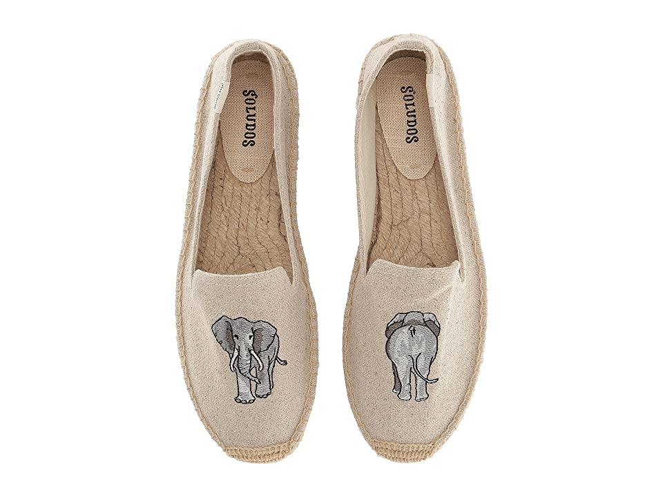 Soludos Elephant Smoking Slipper (Sand) Women