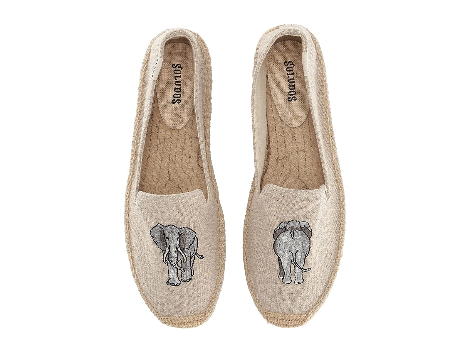 Soludos Elephant Smoking SlipperCheap and distinctive eye-catching shoes