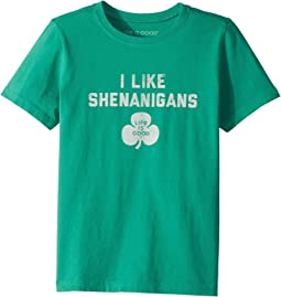 I Like Shenanigans Crusher™ Tee (Little Kids/Big Kids)