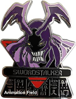 Yu Gi Oh Pin-Swordstalker Enamel Lapel Pin