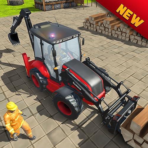 Simulatore di trattore per escavatori pesanti