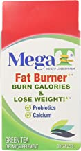 MEGA-T Green Tea Caplets with Probiotics and Calcium - 30 ct