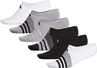 adidas Women's Superlite Super No Show Socks (6-pair)