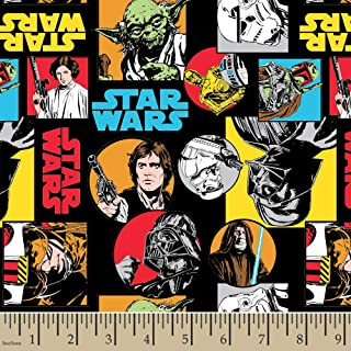 star wars flannel fabric