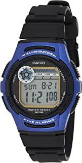 Men's W213-2AVCF Water Resistant Sport Watch